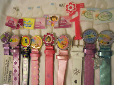 Girls Belts Disney Princess SpongeBob Disney Fairies Dora the Explorer Kids