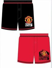 Manchester United Boys 2 pack Boxer Shorts. Ages 5-12 Years Available