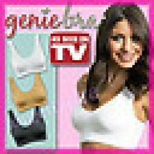Genie Bra With Pads As Seen On Tv