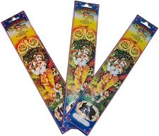 "3 Packs Spiritual Sky INCENSE/JOSS Sticks 60x10"" Sticks CHOICE of 30 Fragrances"