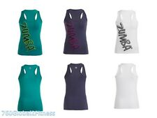 Zumba Fitness Pop Racerback! NWT! Ships SO Fast! 3 Great Colors that Really POP!