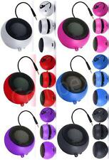 RECHARGEABLE MiNi PORTABLE TRAVEL BASS SPEAKER FOR HTC Rider And Various