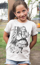 NEW Dirty Fingers Child's T-Shirt Top Alice in Wonderland Girls Clothing Pig