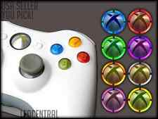 XBOX 360 CONTROLLER PS3 RING OF LIGHT MOD KIT 25 LEDS - YOU PICK YOUR COLORS!