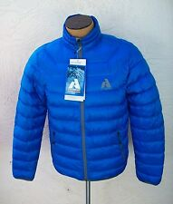 New Eddie Bauer First Ascent Downlight Sweater Jacket NWT EB800 Down Ascent Blue