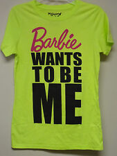 Barbie Green ( Barbie Wants To Be Me )T-Shirt