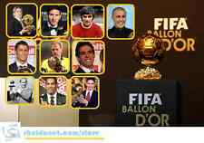 NoN-Corinthian Prostars Repaints BALLON D'OR Winners... Pick One...!