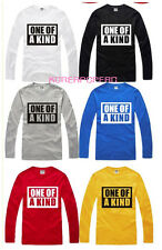 GDRAGON G-DRAGON GD ONE OF A KIND BIGBANG LONG SLEEVE T-SHIRT KPOP NEW