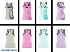 Zumba® Fitness New Fade To Fabulous Racerback! 4 Fabulous Colors! NWT! Fast Ship