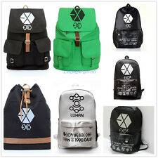 EXO MAMA XOXO EXO-M EXO-K LUHAN SCHOOLBAG BAG BACKPACK KPOP NEW
