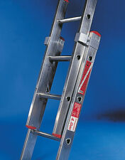 Aluminium Domestic Double & Triple Section Extension Ladders UK Manufactured
