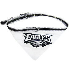 PHILADELPHIA EAGLES DOG BANDANA COLLAR-EAGLES COLLAR BANDANA-NFL PET COLLAR
