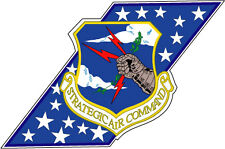 STICKER USAF AIR FORCE SAC MILKY WAY RIGHT