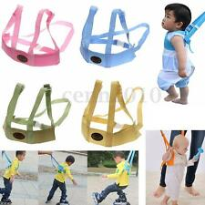 Baby Learn Walk Toddler Harness Rein Strap Belt Walking Assistant Safety Keeper