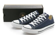 Converse All Star Chuck Taylor OX Navy White M9697 Low Top Sz3-13 Fast Shipping