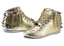 Reebok x Melody Ehsani Betwixt Gold Spike Love Shoes Rare V55618 Size 6.5 US New