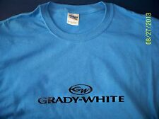Grady White Boats Screen Printed T-Shirt Heavy Weight M-5XL