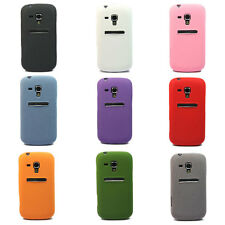 Bracket Quicksand TPU Soft Case Cover Skin For Samsung Galaxy S Duos S7562 +Gift