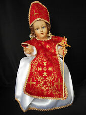 Candlemass Baby Jesus Outfit Clothing Nino Dios Ropa Traje Sizes 12-45cm