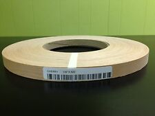 "CHERRY WOOD VENEER EDGEBANDING SIZE ( 5/8"" to 2"" ) x 500' ROLL NO ADHESIVE"