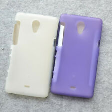 New Skidproof soft Rubber Gel Skin case cover for Sony Xperia T LT30p