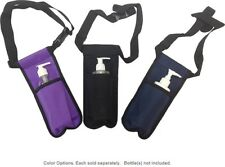 Bottle Holster Only - Choose - Black, Navy or Purple - holds 8 oz bottle