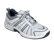 Orthofeet Men's Athletic Tieless Shoes - 610