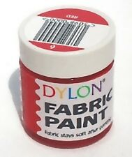 Dylon Fabric Paint Dye 25ml - Multi Choice Listing - Lots of Colours Available