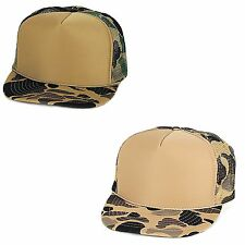 1 Dozen New Camouflage Camo Print Baseball Trucker Hats Hat Caps Wholesale Lot
