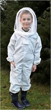Child Beekeeping Suit, smock, overall, bee keeping, fencing style design