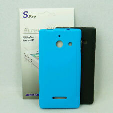 For Huawei Ascend W1 Windows Phone case + Spro Screen Protector