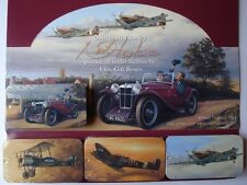 GOLF GIFT - TIN OF MINTS IDEAL FOR GOLF HAND BAG CAR. 4 TO CHOOSE FROM CAR PLANE
