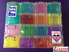 16 DRAWER REALLY USEFUL BOX ORGANISER - GREAT FOR CRAFT/ART/DIY/SEWING & MORE