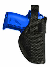 Barsony OWB Gun Concealment Holster for Browning, Seecamp Mini/Pocket 22 25 380