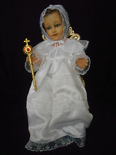 Candlemass Baby Jesus Outfit Clothing Nino Dios Ropa Traje Sizes 15-45 cm length