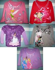 Infant / Toddler Girl's Disney Tops - Choice of Pattern - Size 24 months