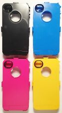 OtterBox Inside Shell Replacement For iPhone 4S Defender Series Case MultiColors
