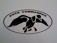 Duck Commander logo decal sticker for wall, car, laptop, etc
