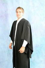 Graduation Gown (Fully fluted UK Bachelor)--sample gowns sale