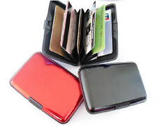Waterproof Aluminum Business ID Credit Card Mini Wallet Holder Pocket Case Box
