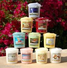 2 VOTIVES Candles Yankee Candle YOU CHOOSE your scent - new -