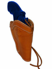 "NEW Barsony Tan Leather Western Style Holster for S&W 22 38 357 Snub Nose 2"" Rev"
