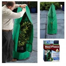 Maxi-Fleece Plant Frost Cover, Protection for pots and containers. HEAVY DUTY.