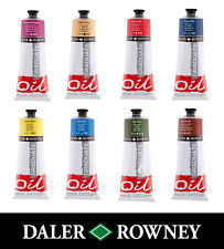 Daler Rowney Graduate Oil Paint 200ml Tubes | Full Colour Range Available