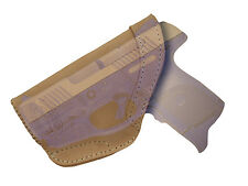 NEW Barsony Tan Leather Inside the Waistband Holster Taurus Millennium w/ Laser