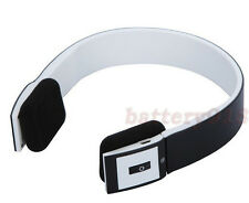 Wireless Bluetooth stereo headset headphone for cell phone Iphone Samsung HTC