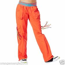 ZUMBA FITNESS DANCE~ SAMBA CARGO CAPRI PANTS Harrods UK Convention HOT! Z1B00147