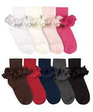 NEW Jefferies Misty Ruffle Socks  Newborn Infant Toddler Sizes