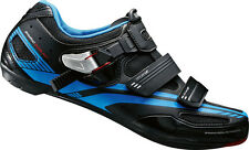 Shimano Black SH-R107 L SPD-SL Road Bike Carbon Men's Sport Bike Cycling Shoes