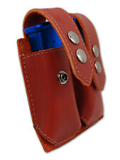 NEW Barsony Burgundy Leather Dbl Mag Pouch Browning Colt Mini/Pocket 22 25 380
